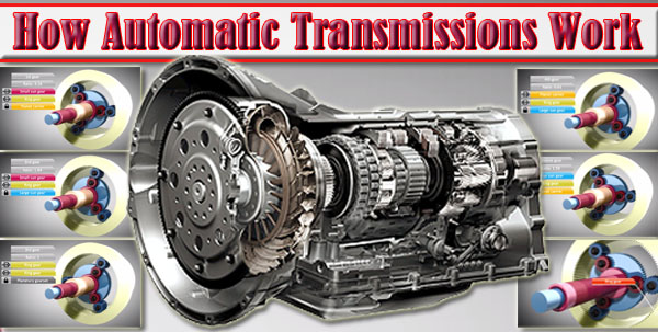 how automatic transmissions work pictures video animation 2016 rh roadrunnerconverters com Ay6 Transmission Ay6 Transmission