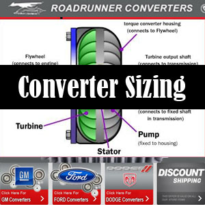 How To Select The Right Torque Converter (W/ Pics & Video) 2016