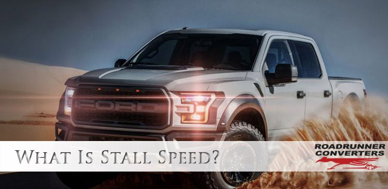 What Is Stall Speed?